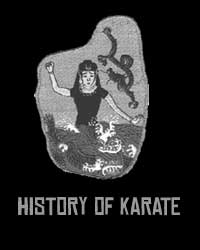 History of Karate