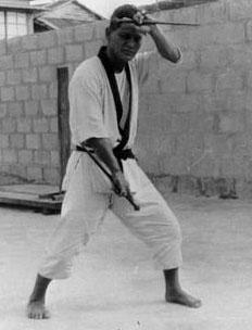 Founder of Isshinryu Karate